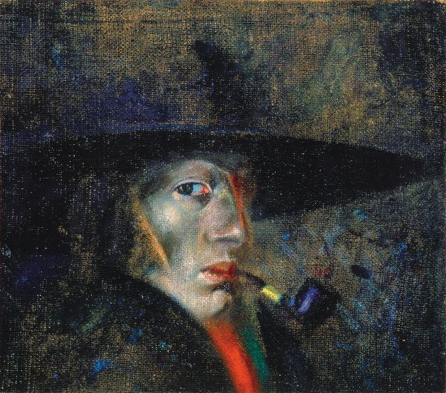 Self-Portrait (Figueres)